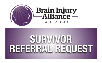 Survivor Referral Request