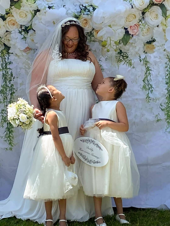 EDIT Ginger wedding